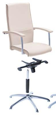 PLEASE USE CODES AT ORDER: BITTE DIESE CODES BEI BESTELLUNG VERWENDEN: NIKO 1 TYPE OF BACKREST RÜCKENLEHNENTYP office swivel armchair, high backrest Chefsessel hohe Rückenlehne conference office