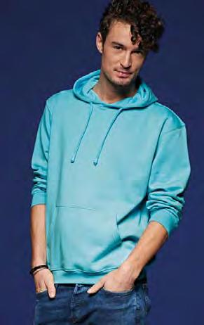 Sweat Jacket sky-blue tomato light-blue * XS 4XL