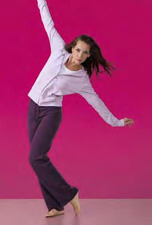 JN 555 Ladies Jazz Pants Bequeme Sweatpants
