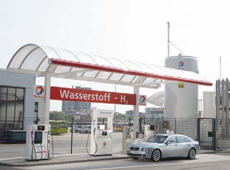 Windenergie in Wasserstoff Option: