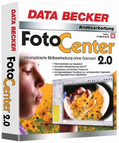 Data News Data Becker Data Becker Sonderausgabe Fotowelt