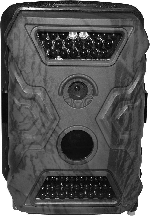 (GB) Users manual 12MP X-trail game camera with 40 x 940 nm Black LED `s Item No. 31417 Light-Sensor, day/night Indicator light: 1 Continuous light when the Progarammierung 2 Approx.