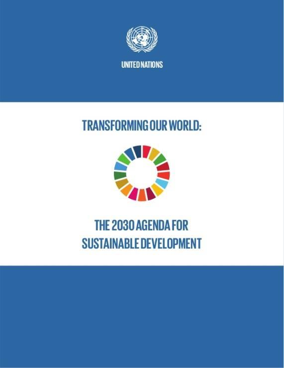 Transforming our world: The 2030-Agenda for Sustainable Development Kapitel 1: Präambel Neuerungen zu den MDGs: Universalität Holistischer Ansatz Integrativer Ansatz Monitoring und Evaluierung