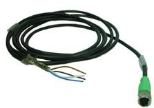 Ethernet I/O-Modul Zubehör/Accessories/Accessoires Stromversorgungskabel Current supply cable für for CMX-20 CMX-20 Power Kab. M12 Kabeldose, Power cable M12 connector, 1.