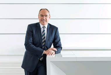 Hansgrohe SE / Andreas Pohlmann Frank Semling, Vorstand Supply Chain Management und