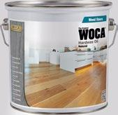 Consumption: 1 liter for approx. 8-12 sqm. WOCA Neutral Oil is a professional floor finish.