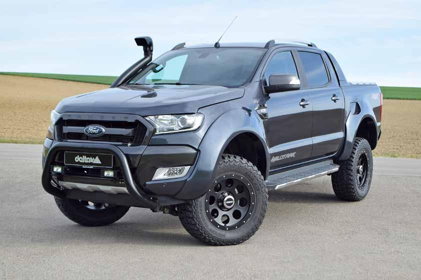accessories f r ford ranger 2016 the offroad company the. Black Bedroom Furniture Sets. Home Design Ideas