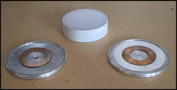 4. Examples of ZnO-arresters (1) Varistor disk Contact