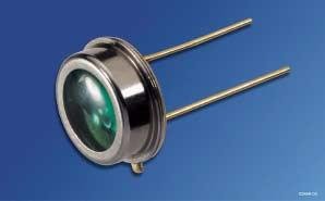Silicon Photodiode for the Visible Spectral Range Silicon Photodiode for the Visible Spectral Range Lead (Pb) Free Product - RoHS Compliant BPW 21 Wesentliche Merkmale Speziell geeignet für