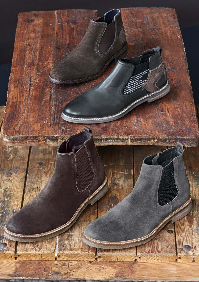c093ebe4a6442a Herren- Chelsea-Boots je 79