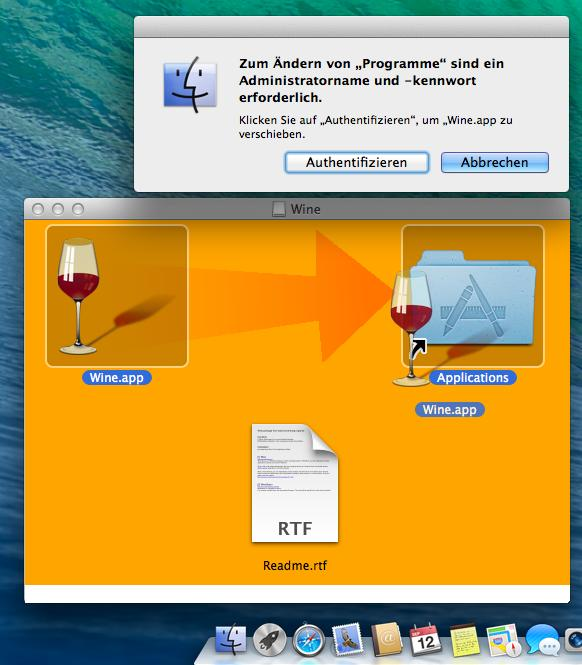 Konfiguration eines Mac PCs für Notation Software Produkte mit Wine Ein Video zur Installationsanleitung finden Sie hier. 1. Download von Wine Laden die neueste zertifizierte Version von Wine von www.