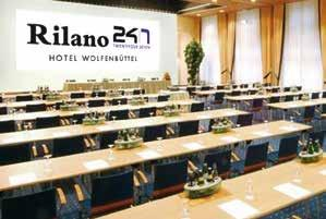 MEETING ROOMS 3 meeting rooms with 300 m² with ceiling hieght of 4,30 m for up to 300 persons Eventräume Event