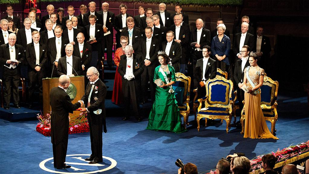 Out of a total 864 persons receiving a Nobel prize, only 47 were women
