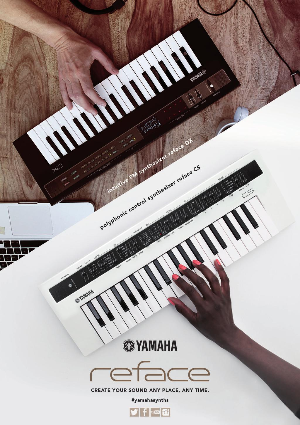 Nature of Chill for Yamaha MONTAGE X7L X7U