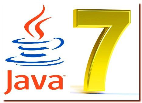 syntax similar to other modern languages such as Java and C++ Latest Java 7.