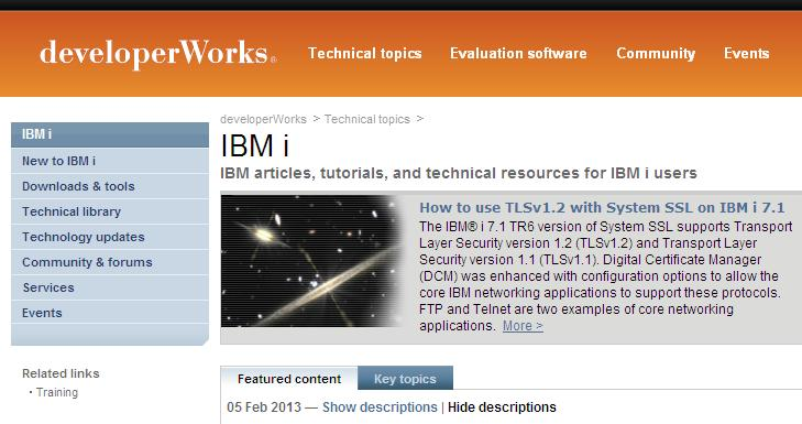 com/you_and_i/ Dawn May: http://ibmsystemsmag.blogs.