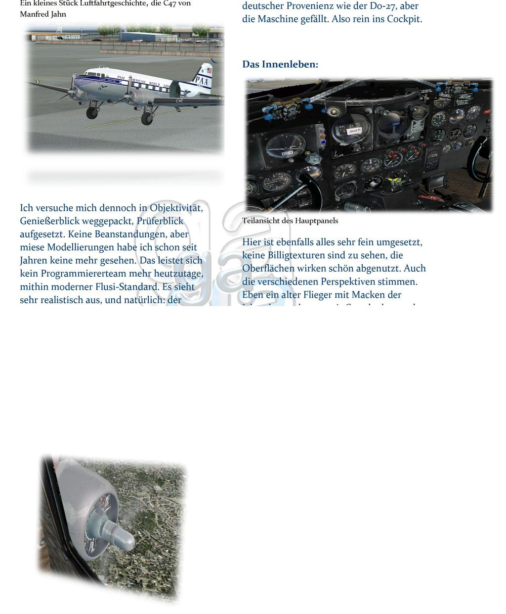 Fly the virtual way. German Airlines MAGAZIN - PDF