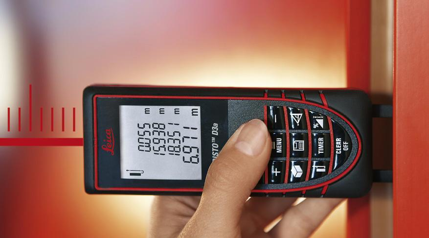 Leica disto tm d a the original laser distance meter pdf