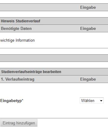 Erklärungen/ Explanations: Frage 5b: Studienverlauf/ Section 5b: Academic background 1.