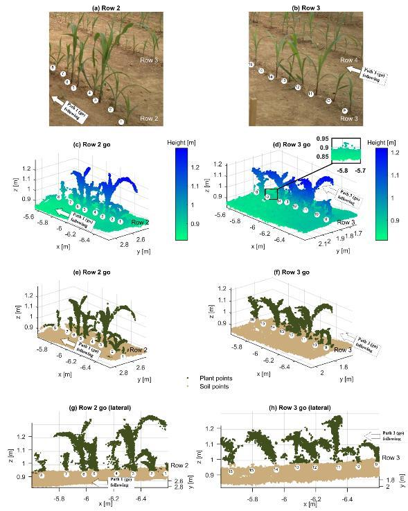 Chapter 4: Part III: 3-D reconstruction of maize plants using a time-of-flight camera 73 defined.