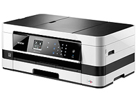 Brother MFC J4410DW Brother MFC J4410DW - Multifunktion (Faxgerät/Kopierer/Drucker/Scanner) - Farbe - Tintenstrahl, A4 (210 x 297 mm) (Original), A3 (297 x 420 mm), ANSI B (Ledger) (279 x 432 mm)