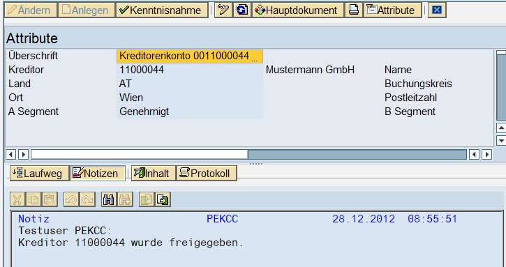 HV-SAP mit Records Management - PDF