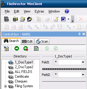 WinClient Option Choose connection has been added to the Log-in window. New display modes Four new display modes have been added.