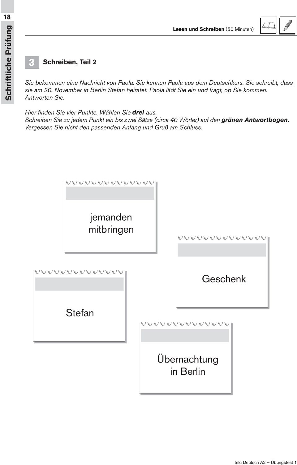 übungstest 1 Start Deutsch 2 Pdf