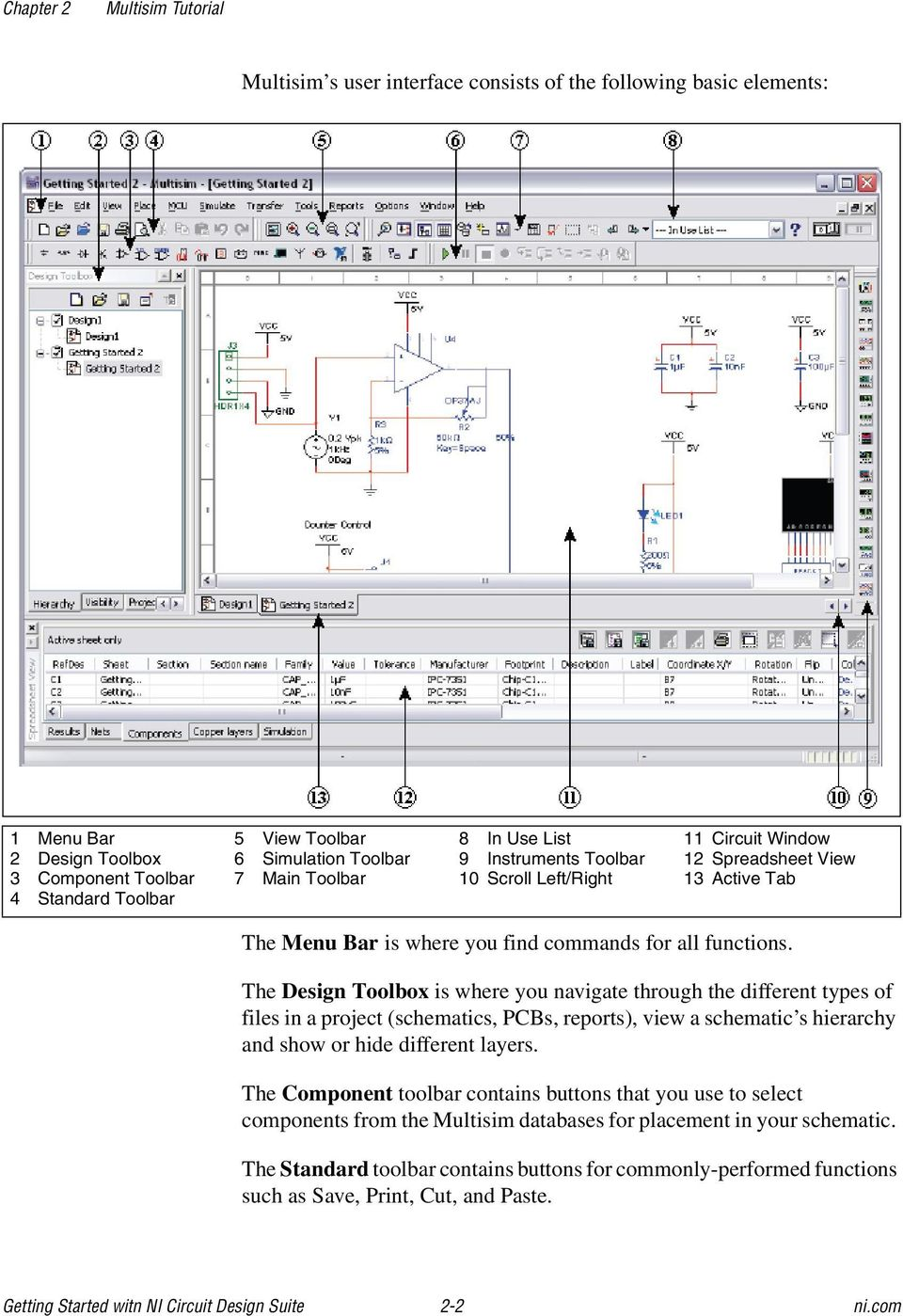 Ni Circuit Design Suite Pdf Dpdt Relay In Multisim The Toolbox Is Where You Navigate Through Different Types Of Files A Project
