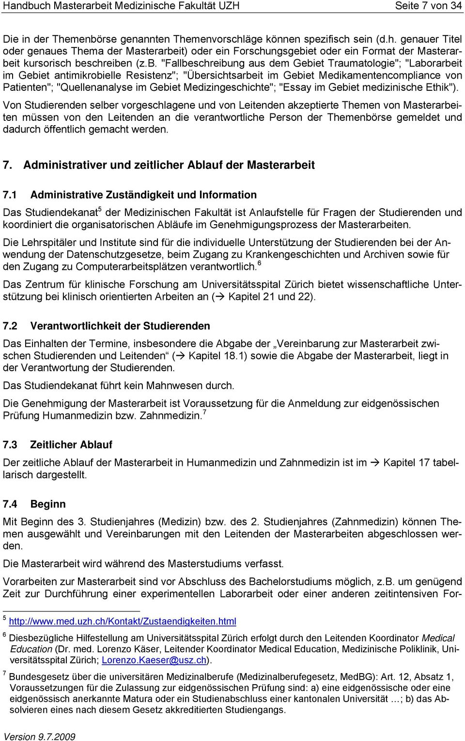 Masterarbeiten uzh medizin bachelor arts job opportunities