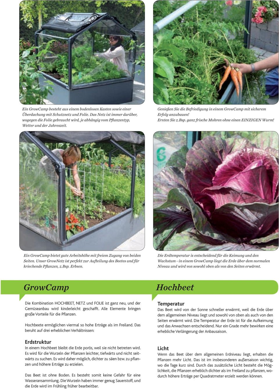 Growcamp Das Perfekte Hochbeet Grow Your Own Pdf