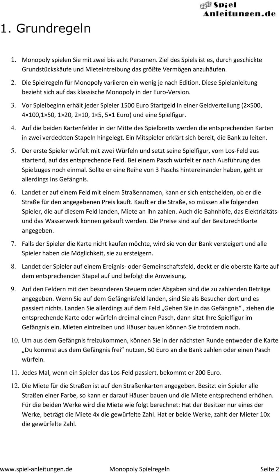 Ultra monopoly deutsch banking pdf anleitung How to