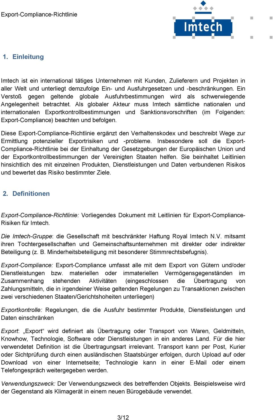 Compliance Management System Der Muster Ag Pdf Free Download 9