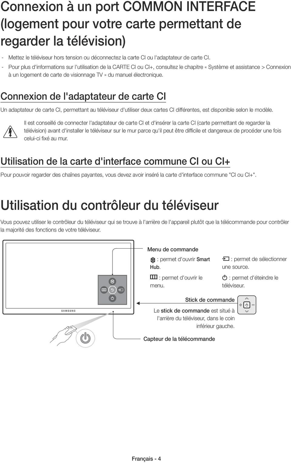 Comment Installer Tv Au Mur user manual thank you for purchasing this samsung product