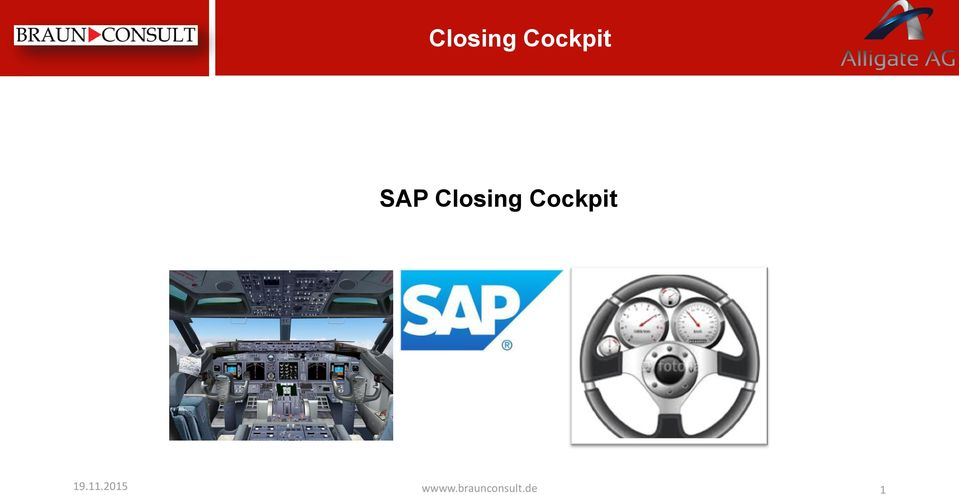 Closing Cockpit SAP Closing Cockpit - PDF