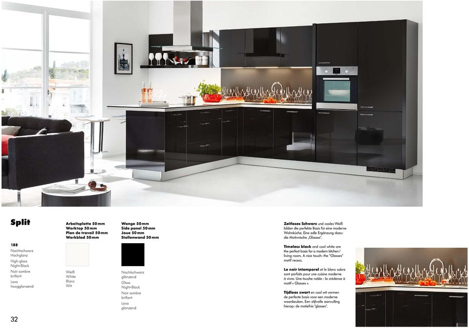 Küchen. genial einfach. einfach genial. kitchens. brilliantly simple