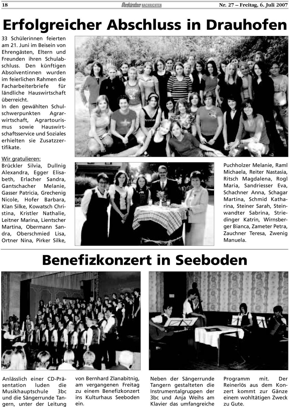 Seeboden Events ab 18.06.2020 Party, Events - Szene1