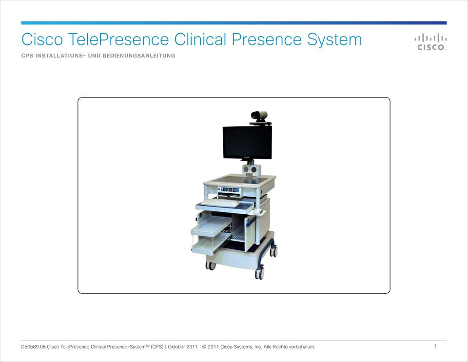 Cisco TelePresence Clinical Presence System - PDF