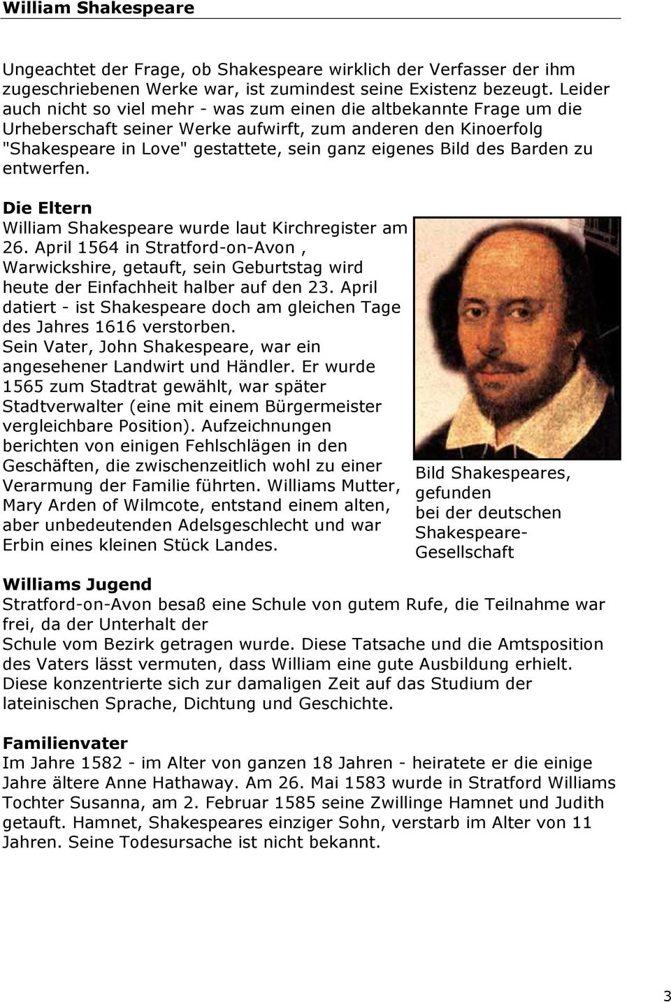Ein Traumtheater Nach William Shakespeare Fur Alle Ab 6 J Pdf Free Download