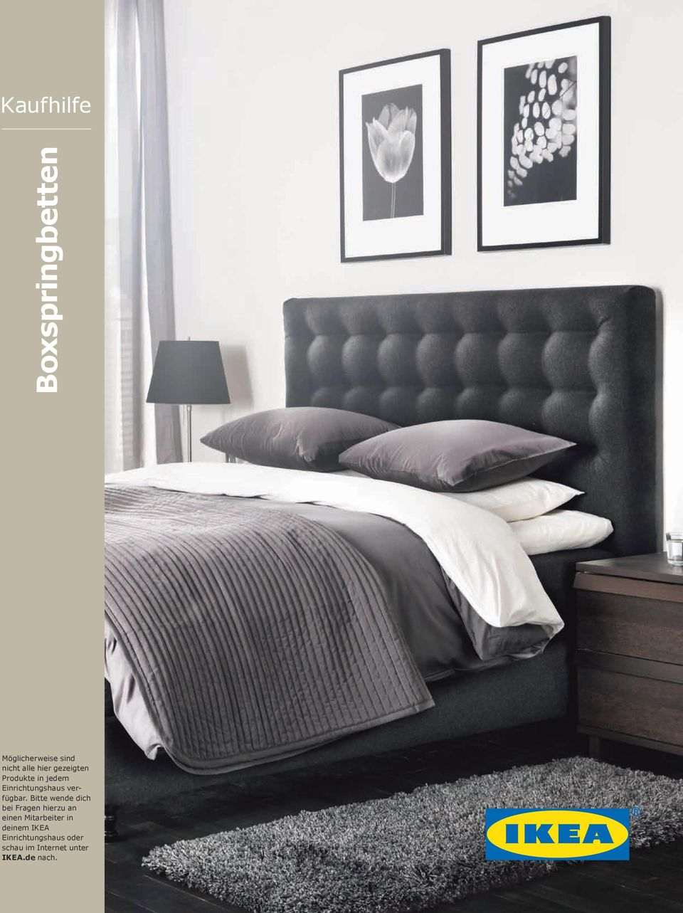boxspringbetten kaufhilfe m glicherweise sind nicht alle hier gezeigten produkte in jedem pdf. Black Bedroom Furniture Sets. Home Design Ideas