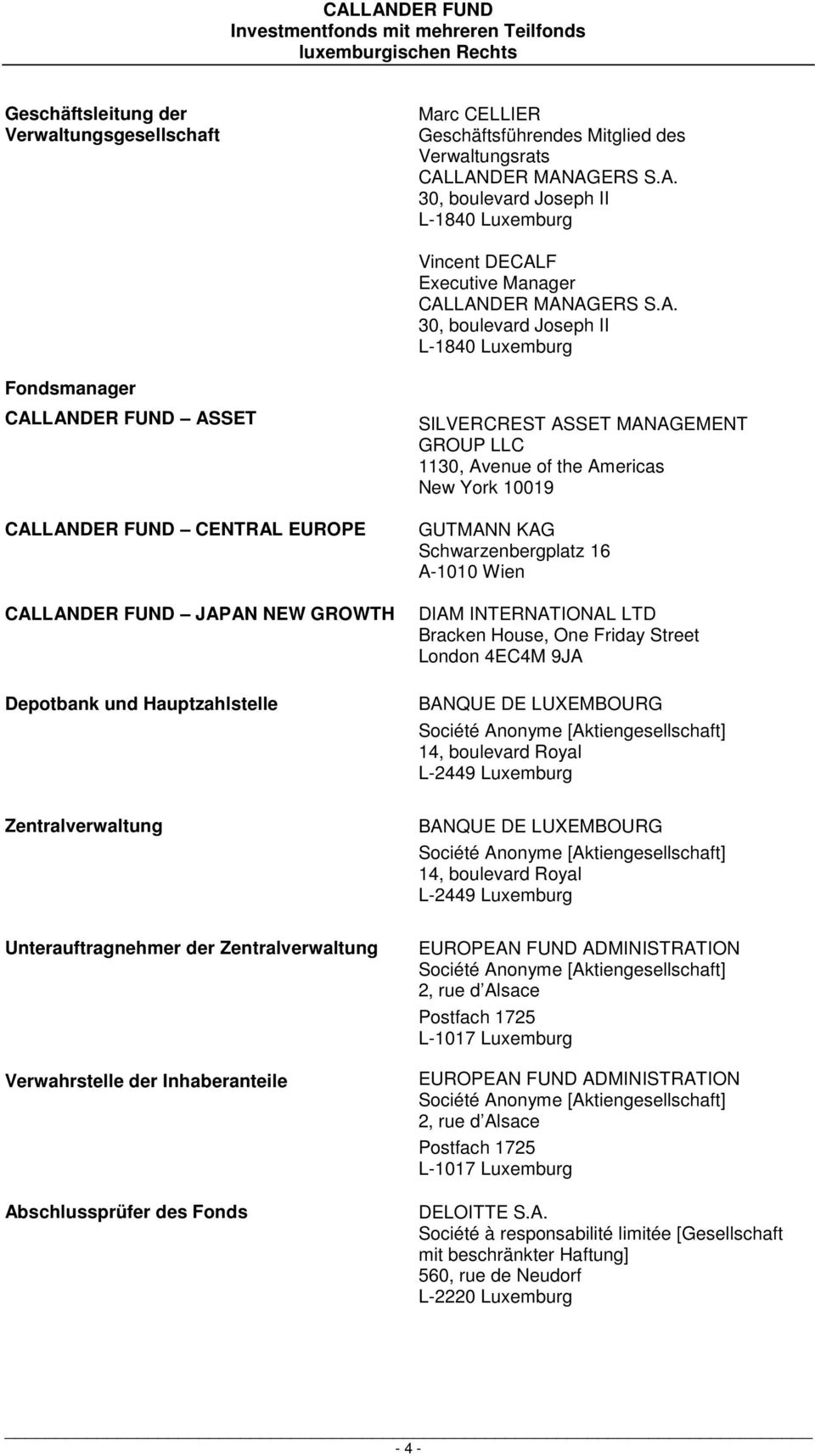 Besteuerung investmentfonds luxembourg royal family darban investments limited