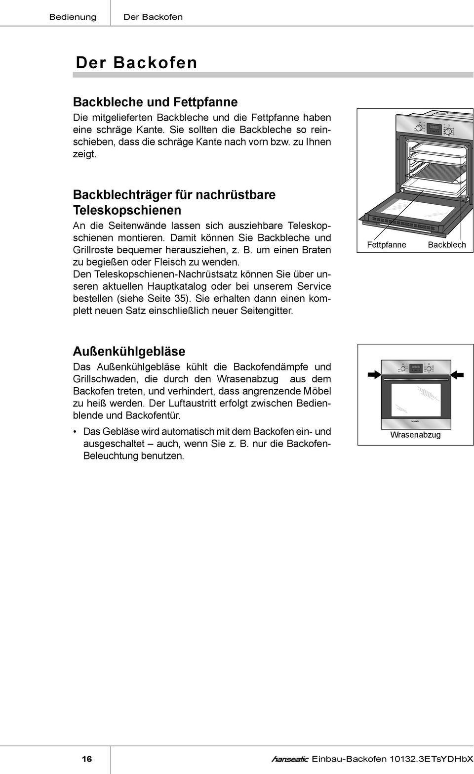 hanseatic einbau backofen mit zeitschaltuhr pdf. Black Bedroom Furniture Sets. Home Design Ideas
