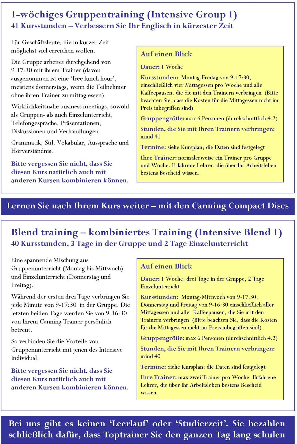 Canning Business Englisch Pdf