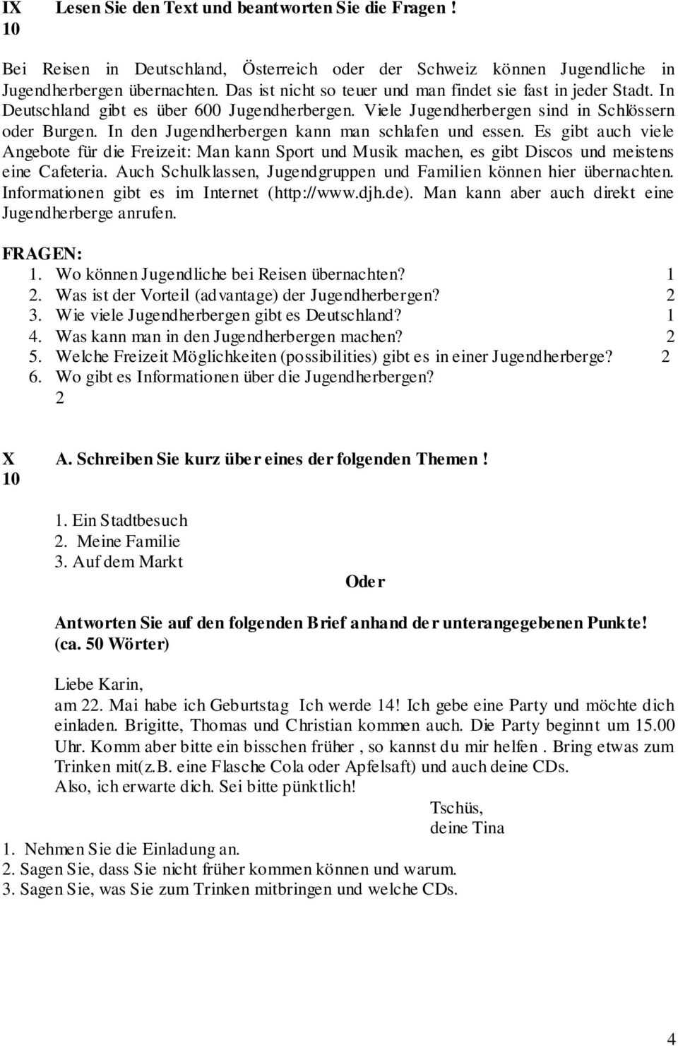 You get this paper through cbse.biz. Sample Question Paper -II ...