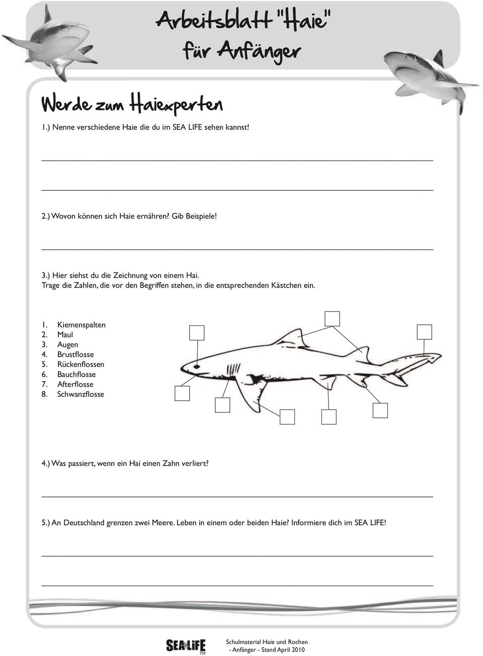 Schulmaterial. Information. Schulmaterial Stand April PDF Free ...