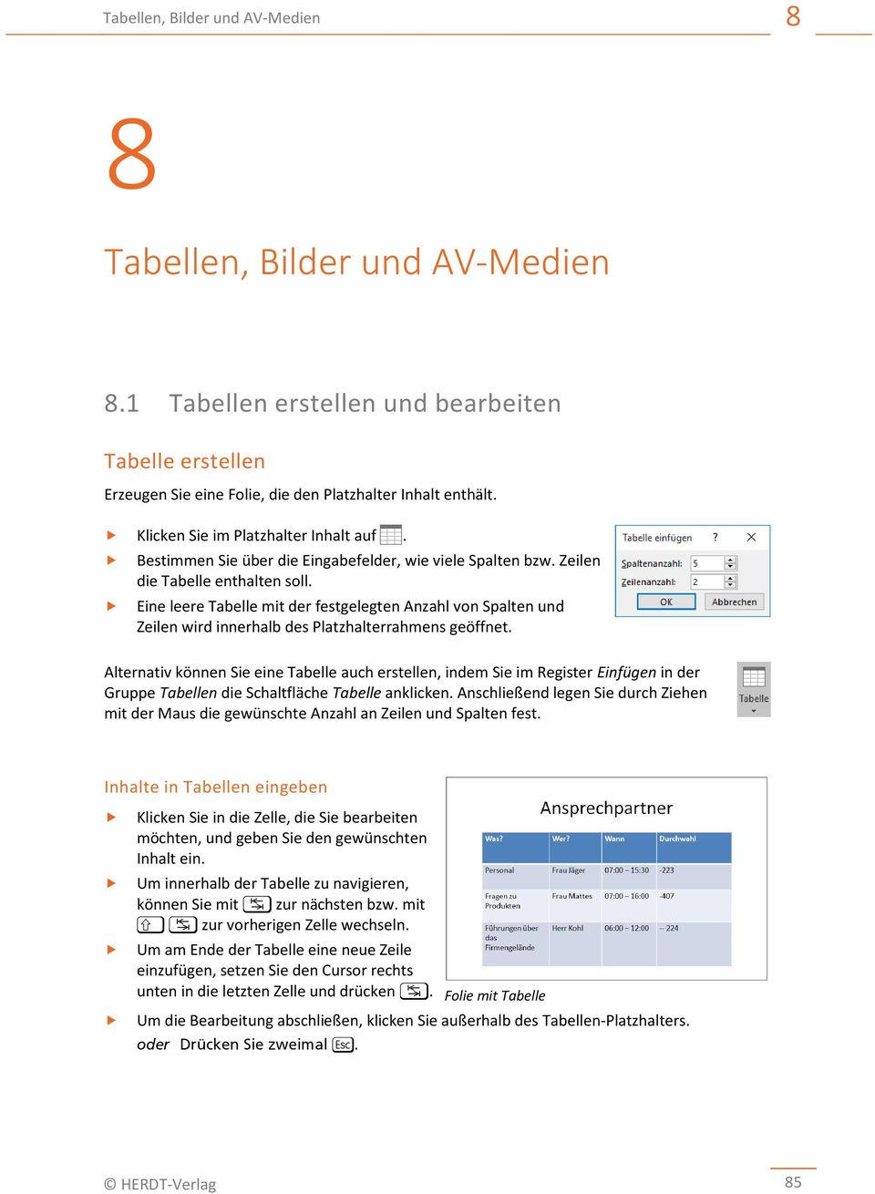 ECDL Präsentation. mit Windows 10 und PowerPoint 2016 Syllabus 5.0 ...