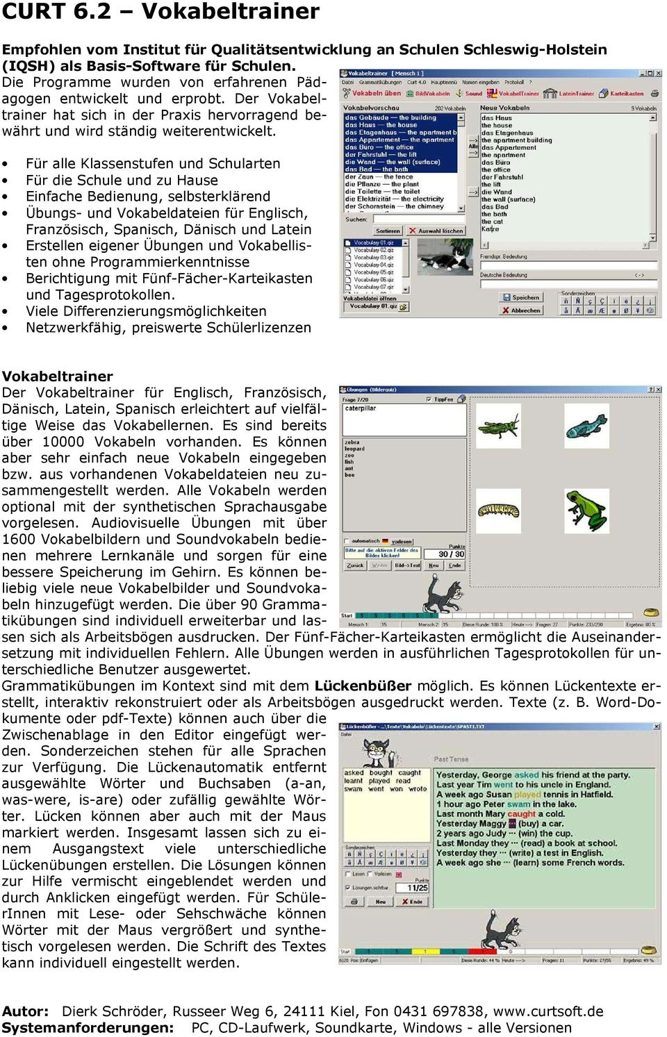 CURT 6.2 Komplett-Software - PDF
