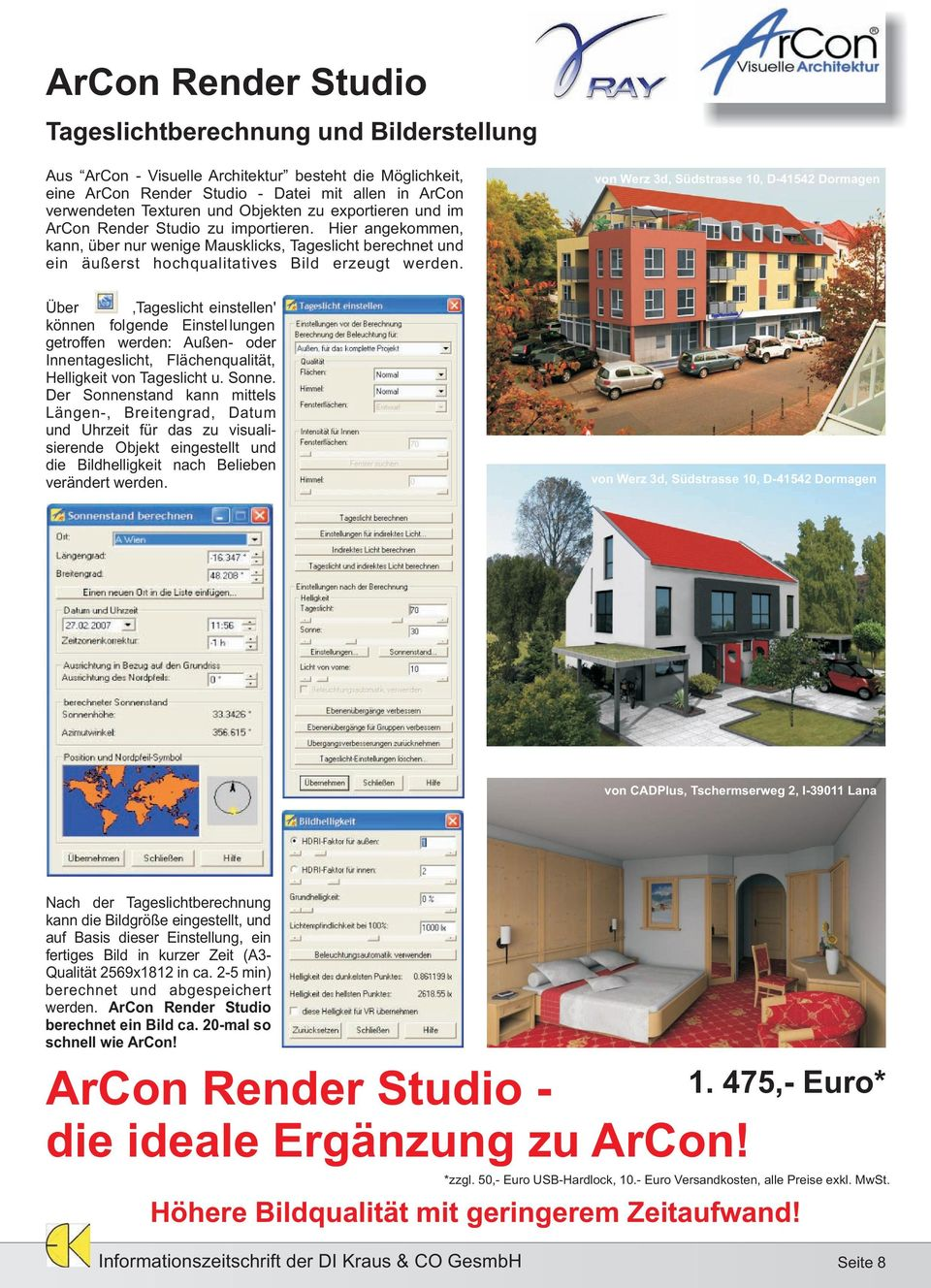 Arcon Visuelle Architektur | Pdf
