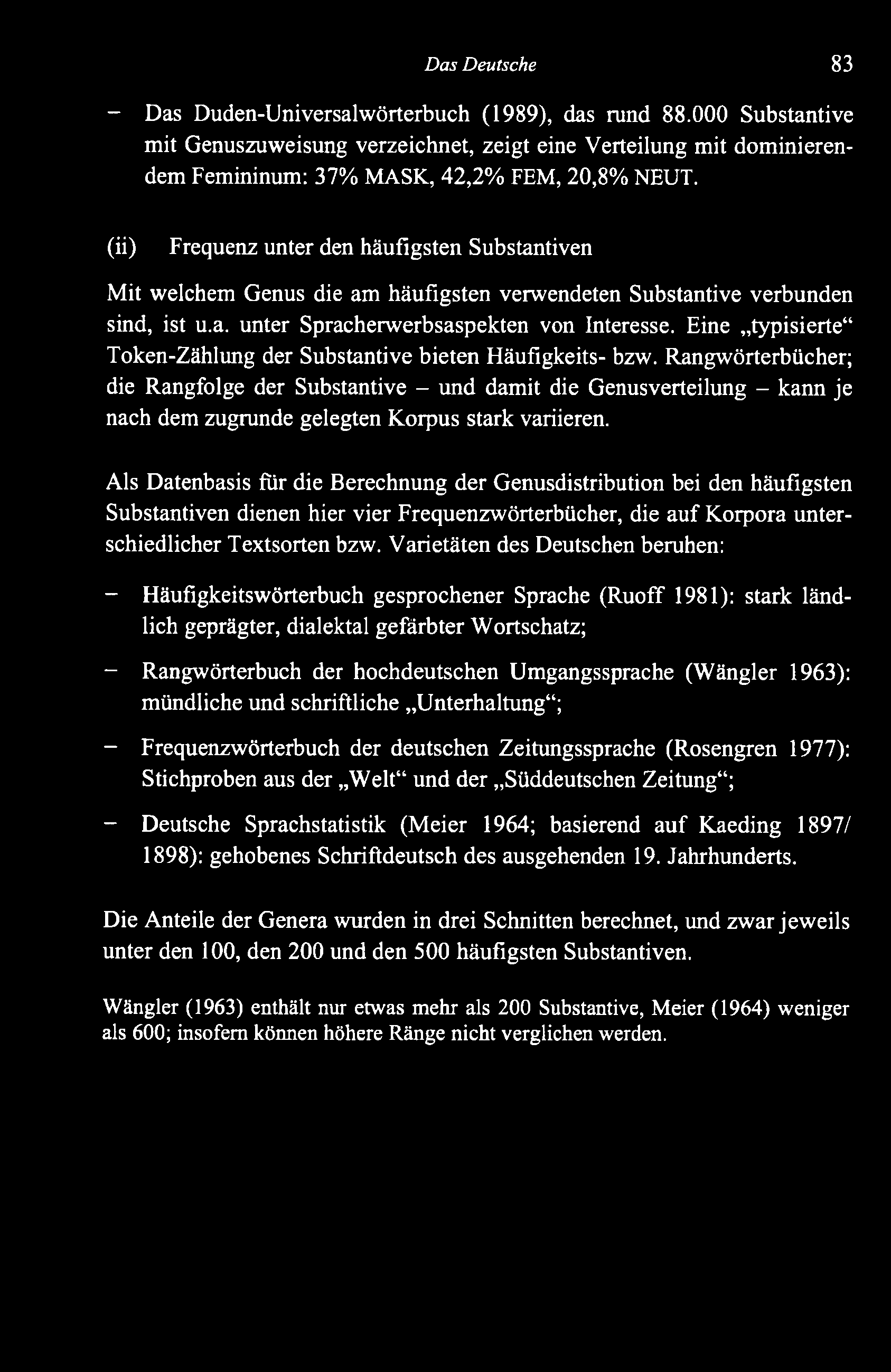 Das Genus Des Substantivs Pdf Free Download