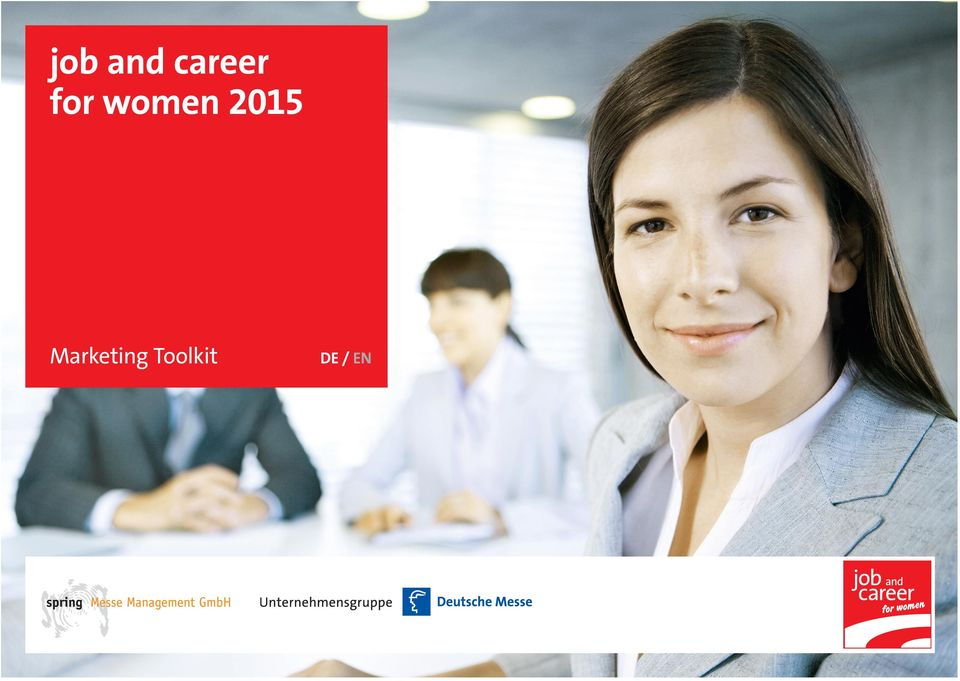 Marketing Toolkit job and career for women
